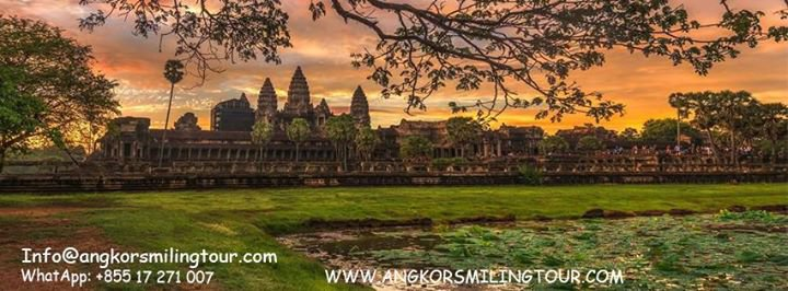 Angkor Wat Tours cover