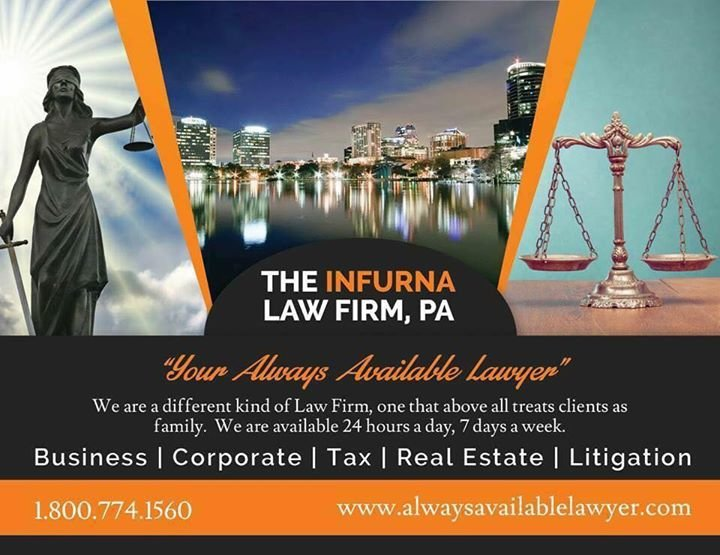 The Ladan Law Firm, P.A. cover