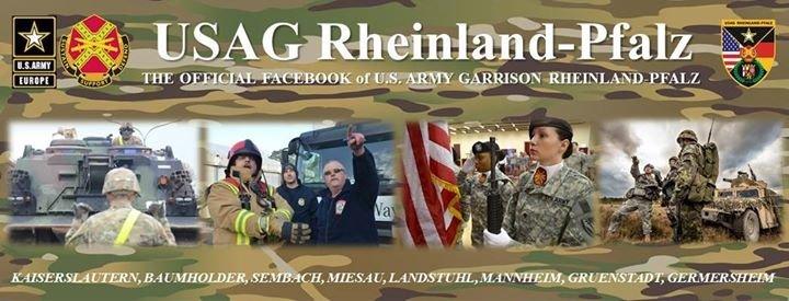 U.S. Army Garrison Rheinland-Pfalz cover