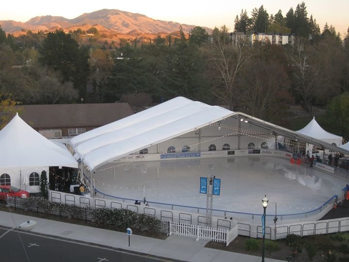 Walnut Creek On Ice cover