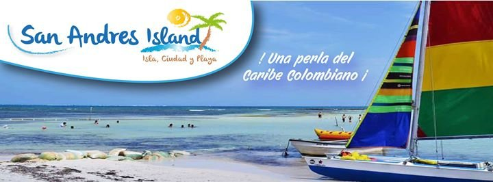 San Andres Island cover