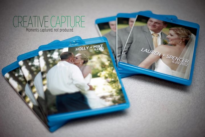 Creative Capture cover