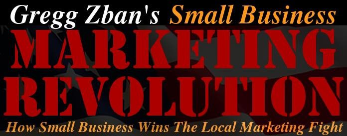 Small Business Marketing Revolution cover