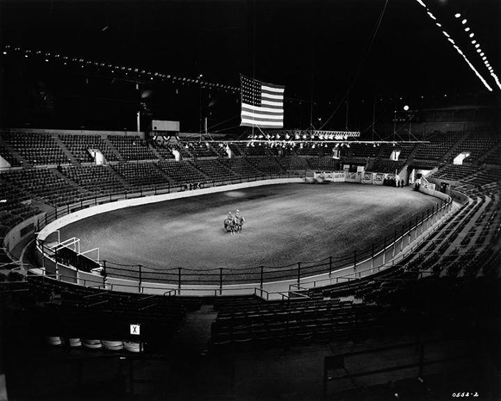 Denver Coliseum cover