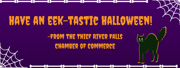 Thief River Falls Chamber of Commerce cover