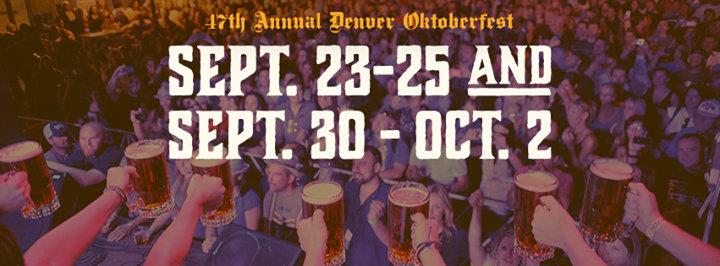 Denver Oktoberfest cover