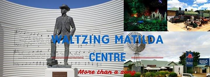 Waltzing Matilda Centre cover