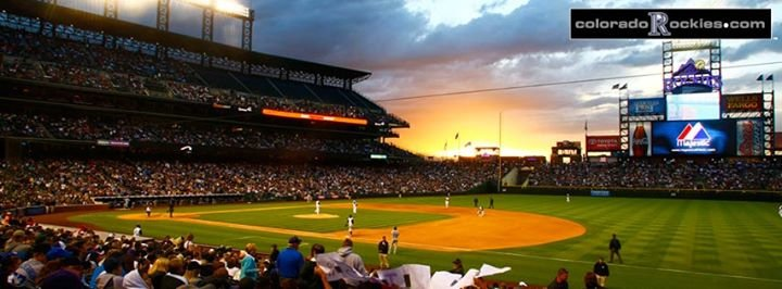 Coors Field cover