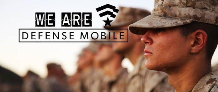 Defense Mobile cover