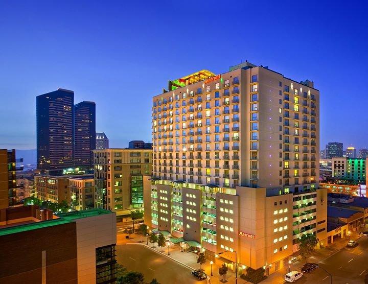San Diego Marriott Gaslamp Quarter cover