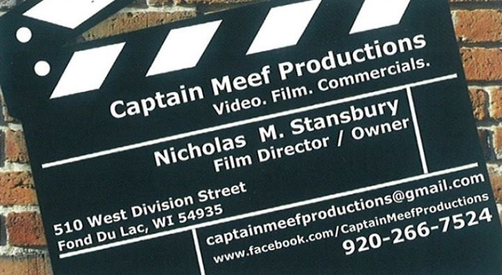 Captain Meef Productions cover