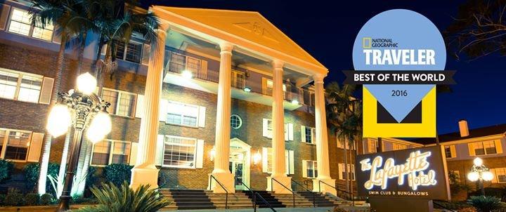 The Lafayette Hotel, Swim Club & Bungalows cover