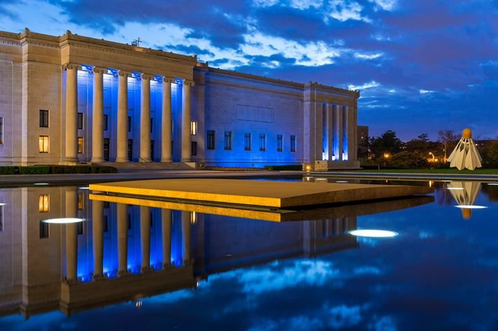 The Nelson-Atkins Museum of Art cover
