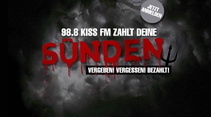 98.8 KISS FM cover