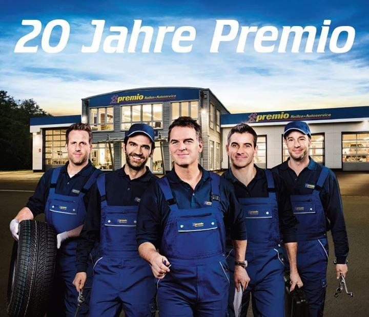 Premio Reifen + Autoservice Deutschland cover