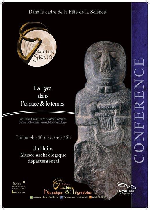 Musée archéologique de Jublains cover