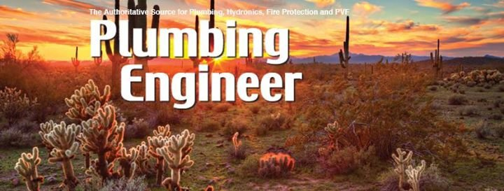 Plumbing Engineer cover