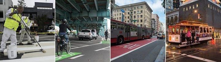 SFMTA | San Francisco Municipal Transportation Agency cover