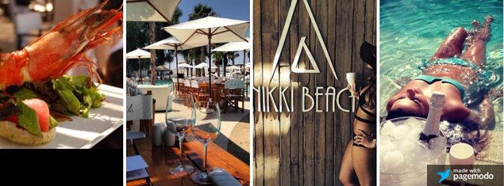Nikki Beach Marrakech cover