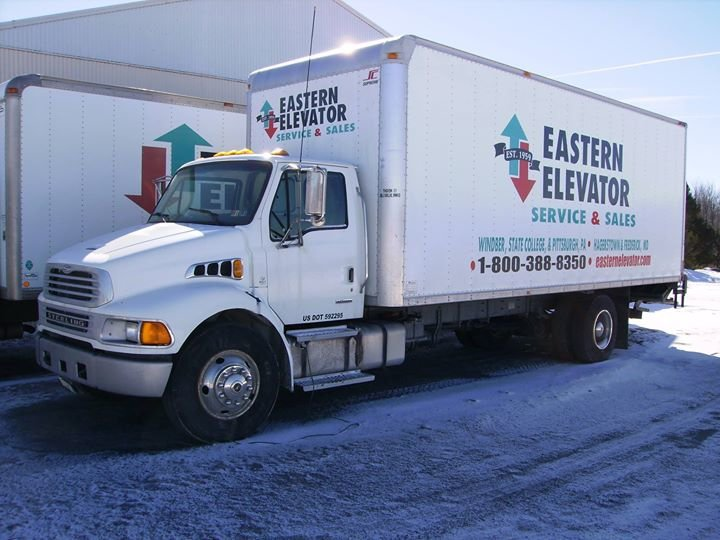 Eastern Elevator Service & Sales Company cover