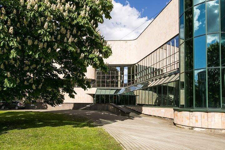 Rīgas Kongresu nams cover
