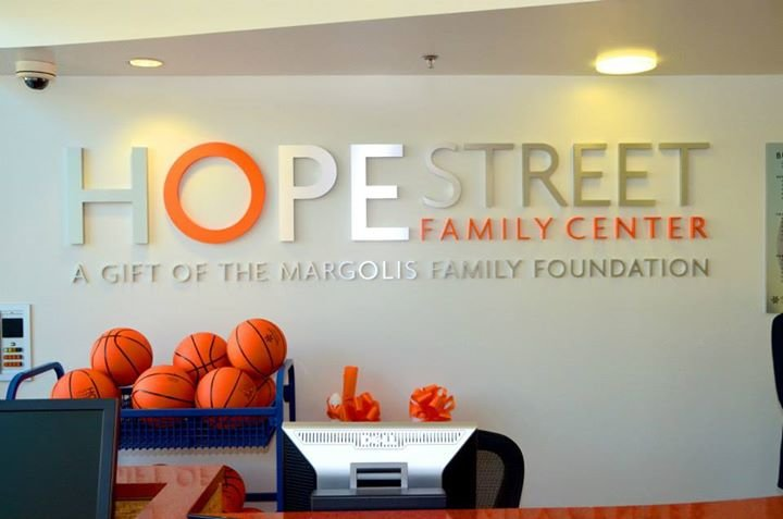 Hope Street Family Center cover