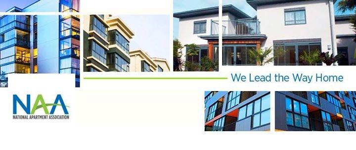National Apartment Association cover
