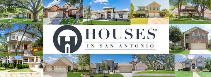 Houses In San Antonio cover