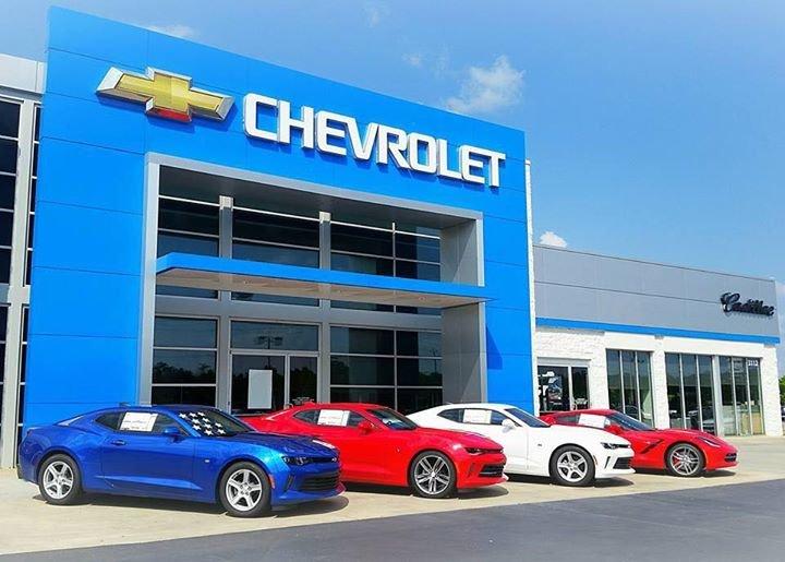 Hendrick Chevrolet Monroe cover