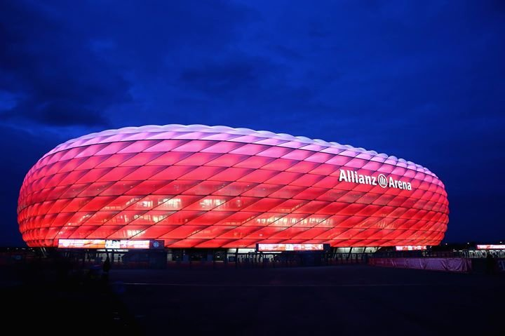 Allianz Arena cover