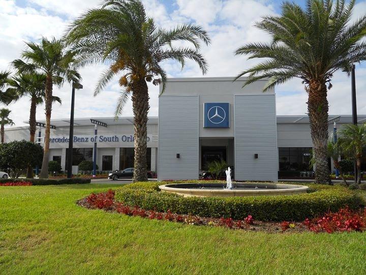 Mercedes-Benz of South Orlando cover