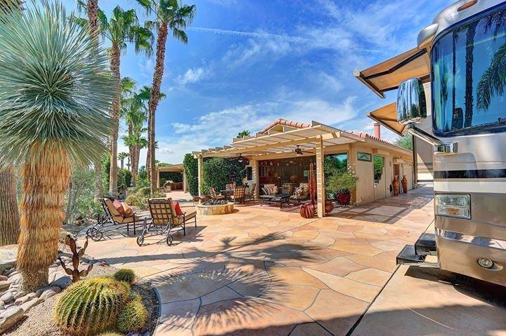 Desert Shores Motorcoach Resort cover