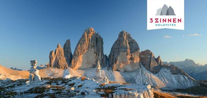 3 Zinnen Dolomites cover