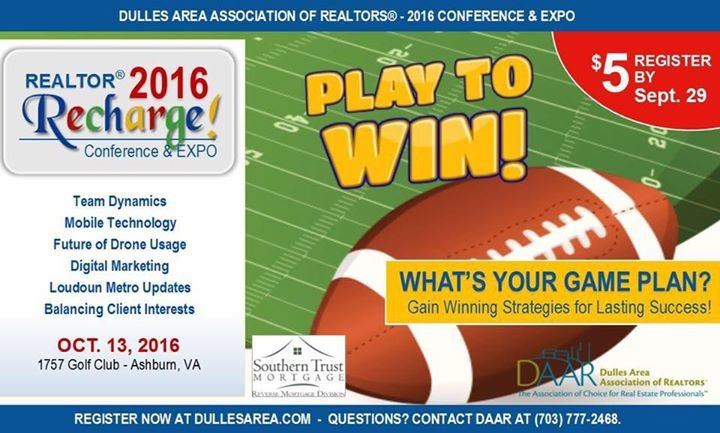 Dulles Area Association of Realtors (Official) cover