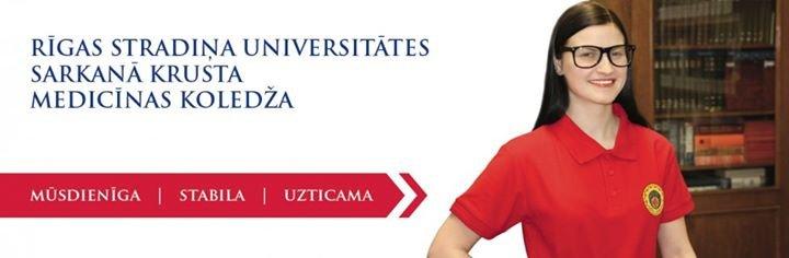 RSU Sarkanā Krusta medicīnas koledža cover