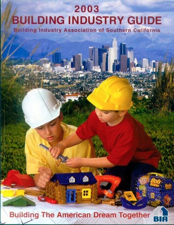 Building Industry Association of Southern California cover