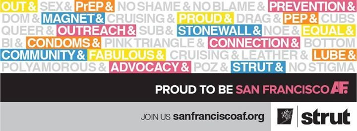 San Francisco AIDS Foundation cover