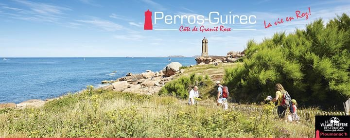 Office de Tourisme de Perros-Guirec cover