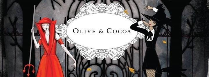 Olive & Cocoa cover