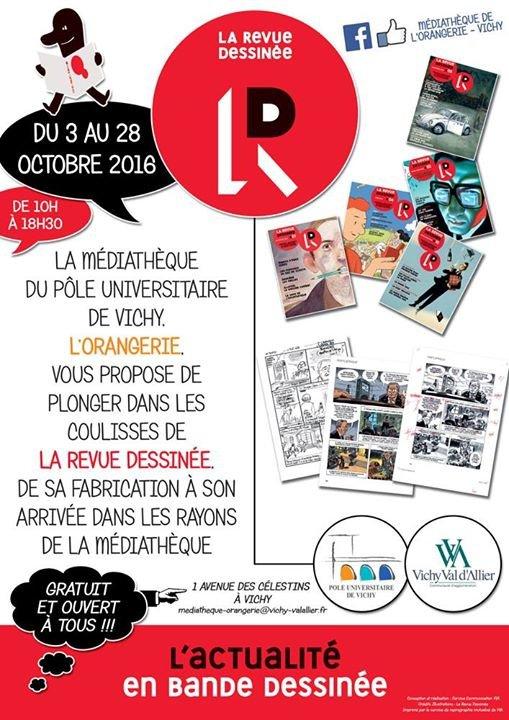 Médiathèque de l'Orangerie - Vichy cover