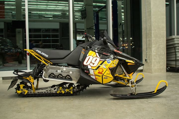 University of Waterloo Clean Snowmobile Team cover