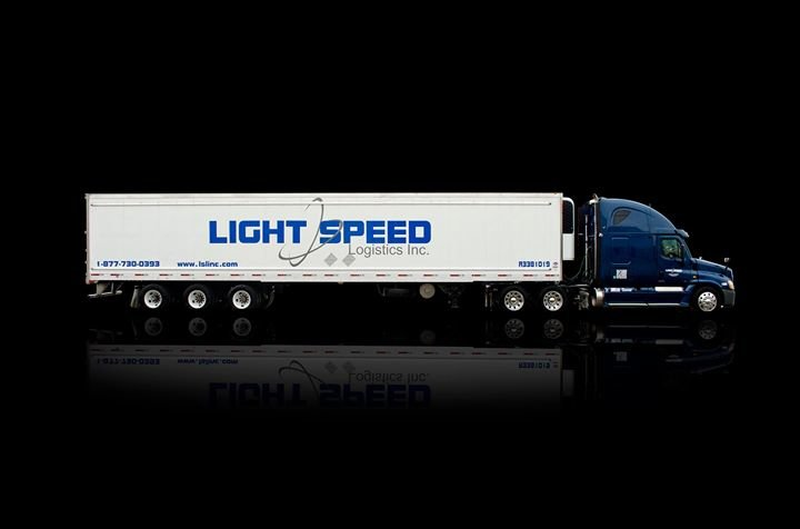 Light Speed Logistics Inc. cover