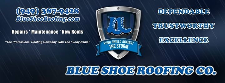 Blue Shoe Roofing Company cover
