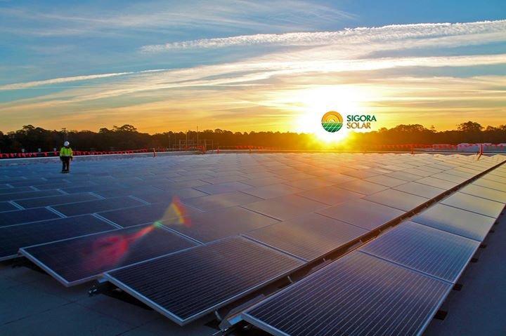 Sigora Solar cover