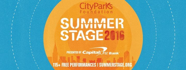 SummerStage NYC cover