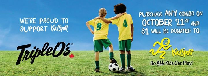 KidSport BC cover