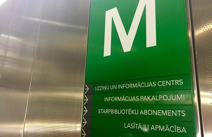 Latvijas Nacionālās bibliotēkas Uzziņu un informācijas centrs cover