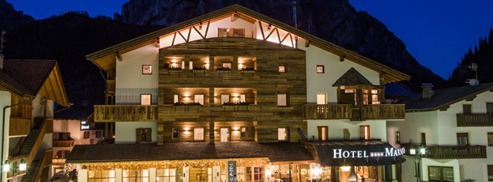 Hotel Marmolada, Corvara - Alta Badia cover