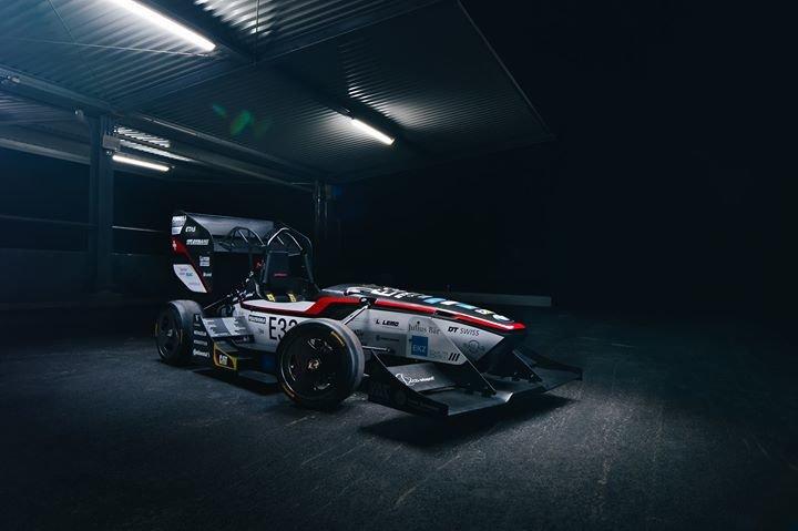AMZ Akademischer Motorsportverein Zürich cover