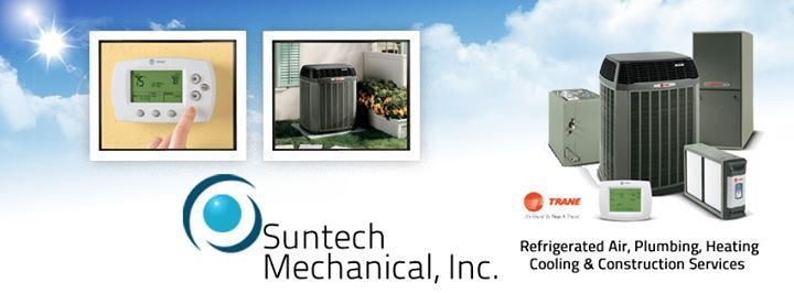 Suntech Mechanical Inc cover